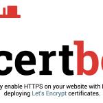 CertBot install ubuntua