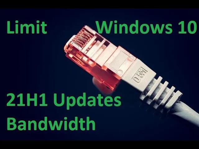 Updates Bandwidth