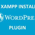 xampp install wordpress plugin