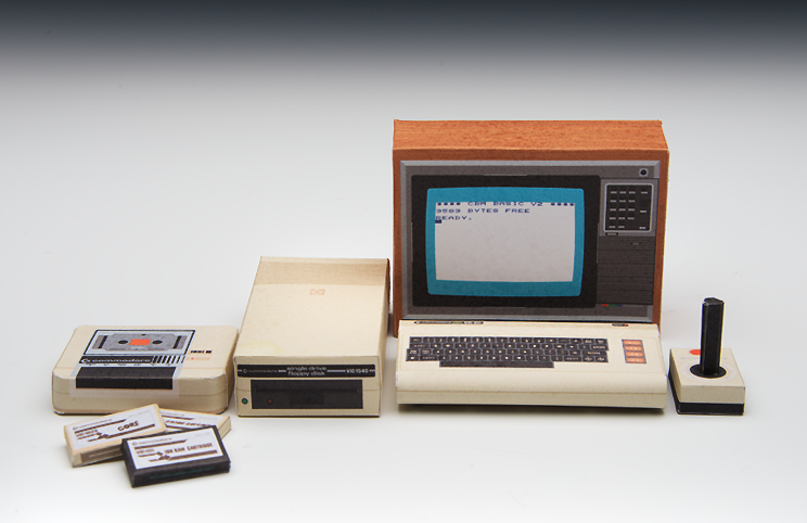 Commodore Vic 20 linus torvalds first computer