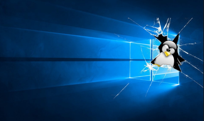 microsoft destroy linux