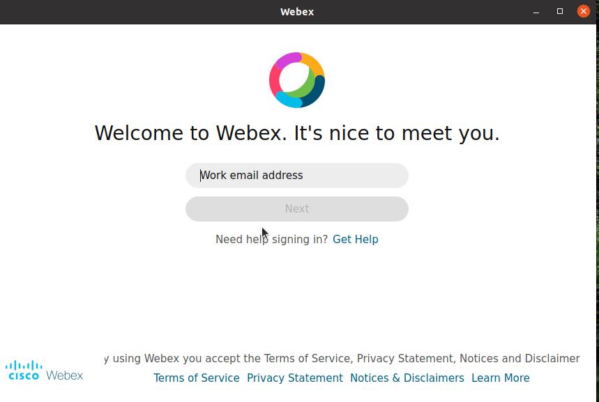 welcome screen webex | lateweb.info